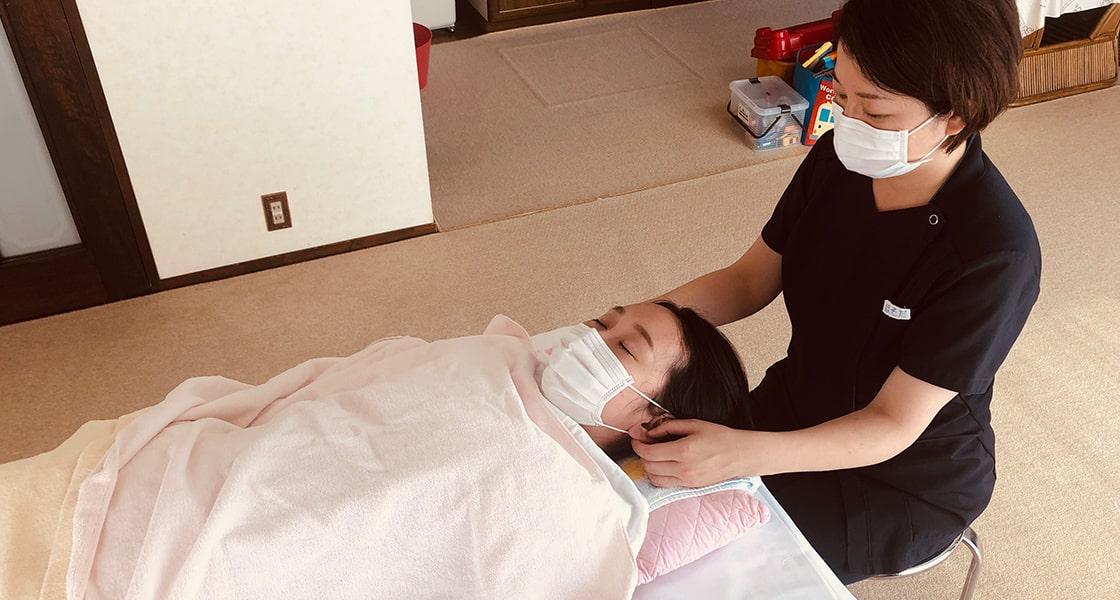 母乳育児外来の流れ1